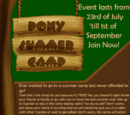 Pony Summer Camp