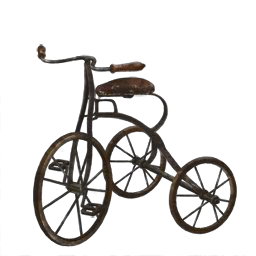 Antique Tricycles