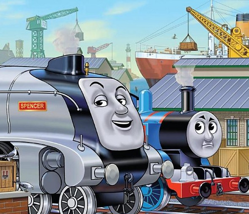 Hero Of The Rails Book Thomas The Tank Engine Wikia