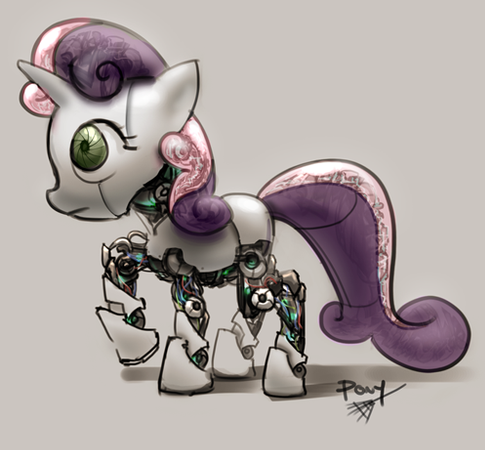 Sweetie belle and spike fanfiction sweetie belle
