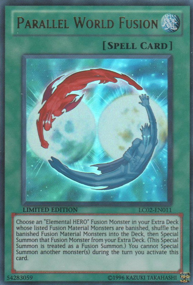 Spell Card Rules Card Rulings:parallel World
