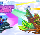 Extreme Faerie Cloud Racers