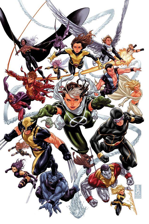 X Men Evolution Future Spike X-Men Legacy Vol 1 275