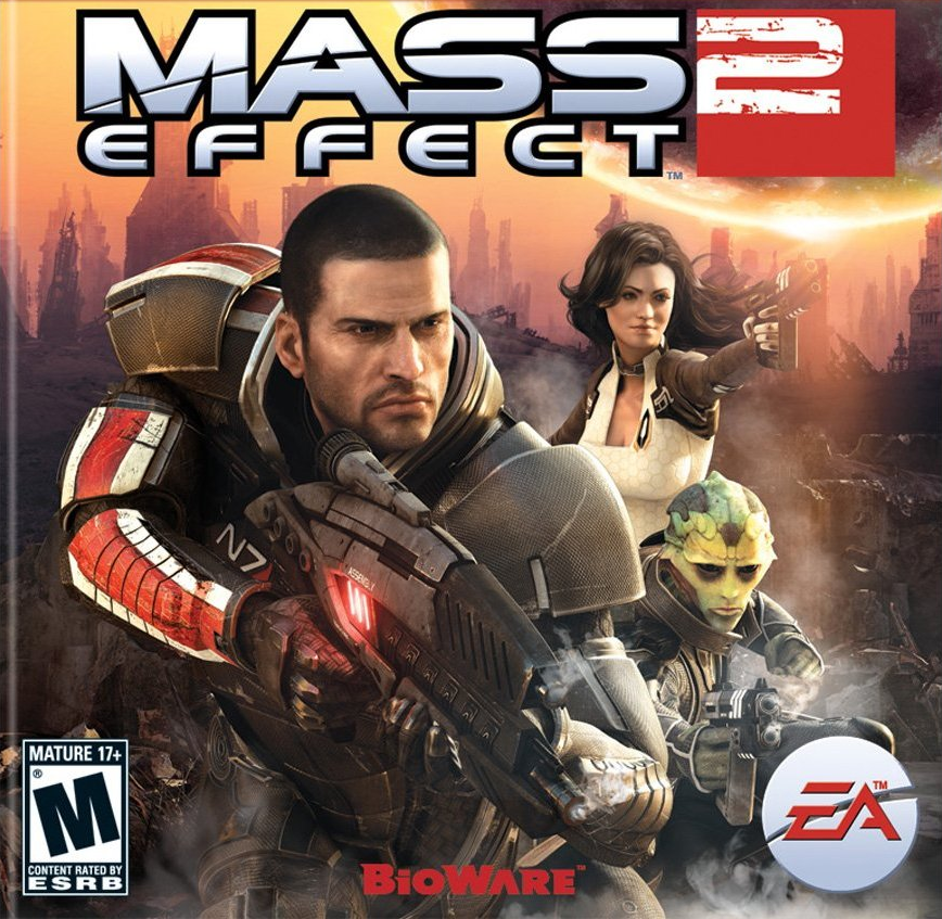 Alternate Covers For Mass Effect Me2 Cover Art Mass Effect