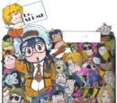 Arale Flies the Skies!