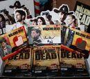 Cartas Coleccionables The Walking Dead