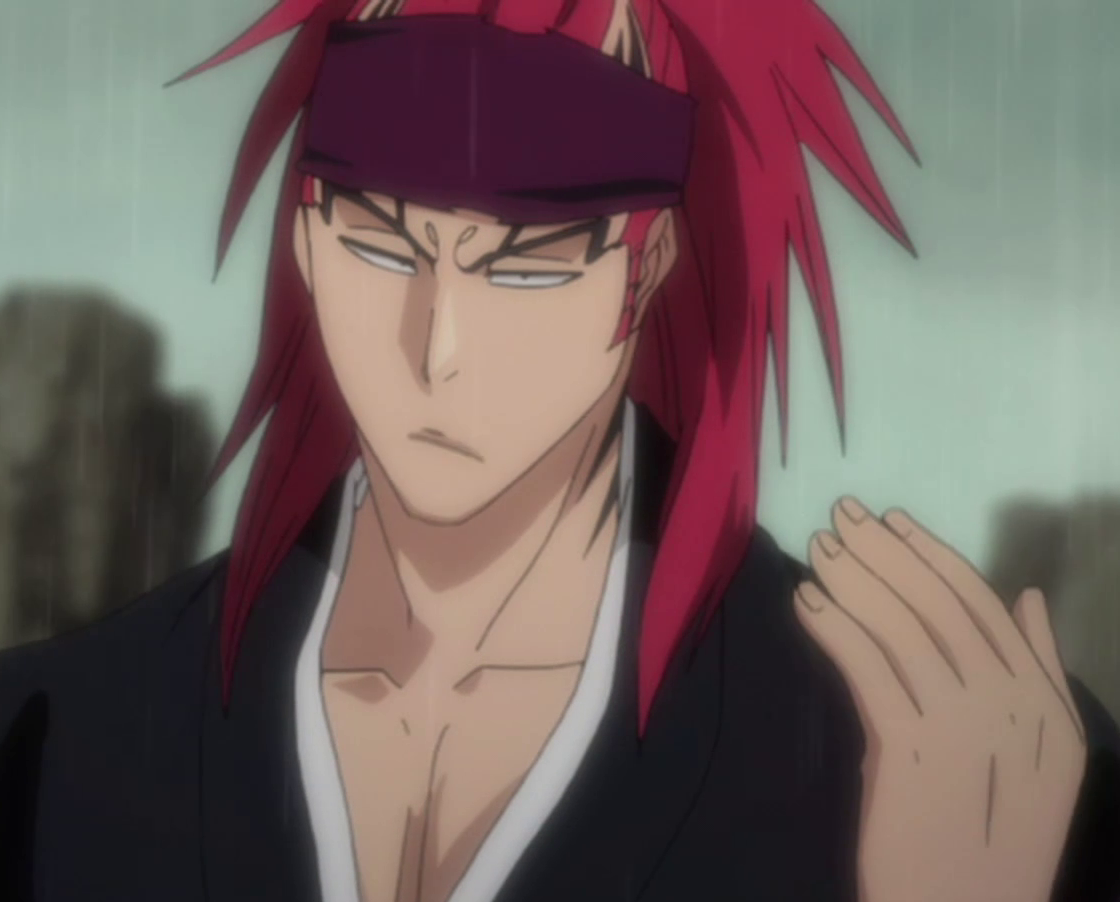 Episode 16 rencontre abarai renji