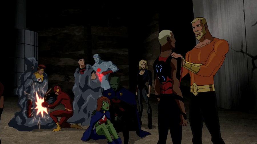 Aqualad (Young Justice) - Aquaman Wiki