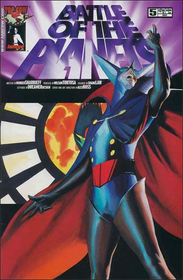 Battle of the Planets Vol 1 5 - Image Comics Database ...