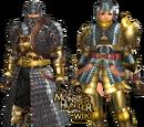 Genprey U Armor (Blade)