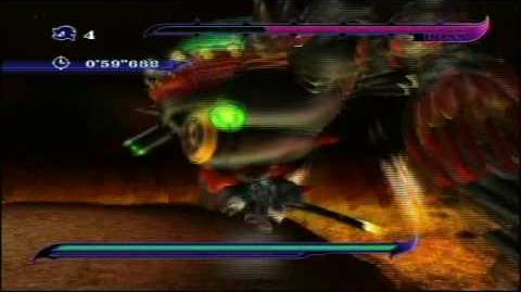 Sonic Unleashed Wii Boss 7 Egg Dragoon (no damage, S-rank)