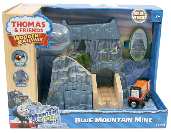 thomas boulder mountain set instructions