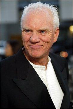 ... a Malcolm McDowell. También podrás ver opiniones de de otros terminos. No olvides dejar tu opinión sobre este tema y los que están relacionados. - Malcolm_McDowell