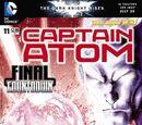 Captain Atom (Vol 2) 11