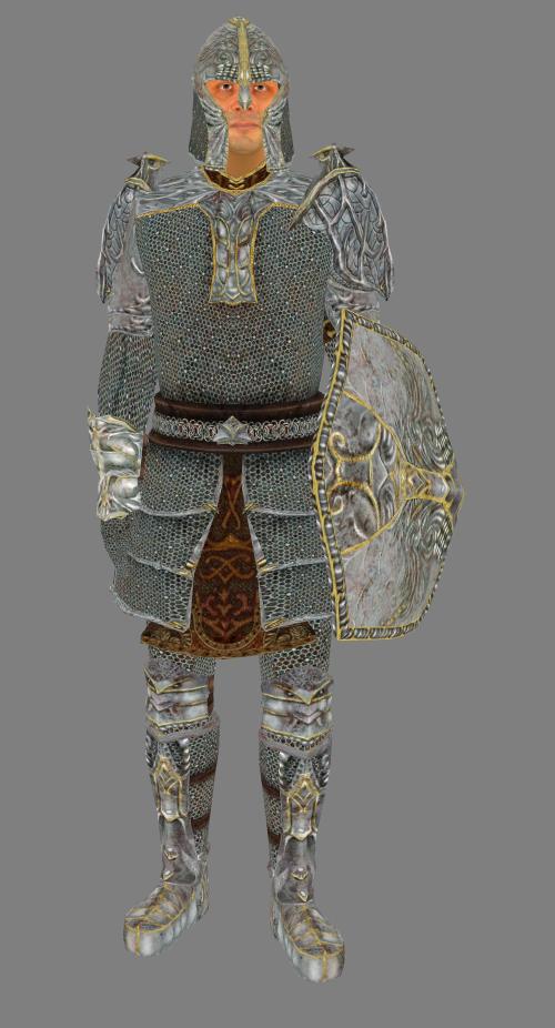 Mithril Armor Oblivion The Elder Scrolls Wiki