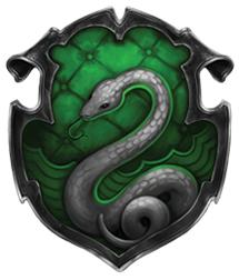 Slytherin Pottermore