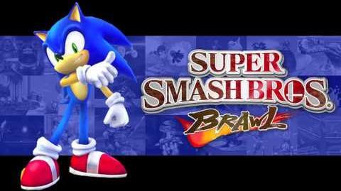 Angel Island Zone - Super Smash Bros. Brawl