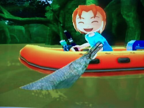 Alligator Gar Wii Fishing Resort Wiki