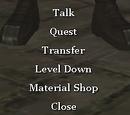 Transfer & Level Down