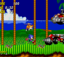 Sonic the Hedgehog 2 Zones