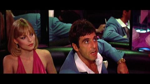 Scarface Limited Edition Blu-ray (1983) - Featurette Picture-In-Picture - 1932 Scarface