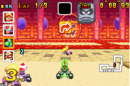 Bowser Castle 1 - Yoshi and Thwomp - Mario Kart Super Circuit.png