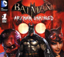 Batman: Arkham Unhinged/Covers