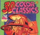 The Time Machine (3-D Color Classics)