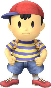 Earthbound Ness(Clear)