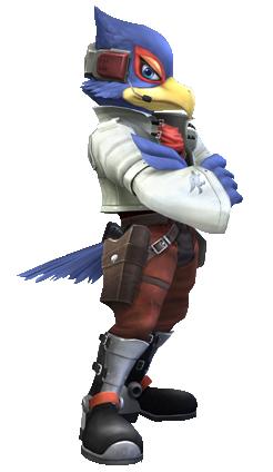 Falco Lombardi - Smashpedia, the Super Smash Bros. wiki.