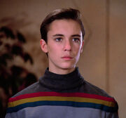 Wesley Crusher, late 2364