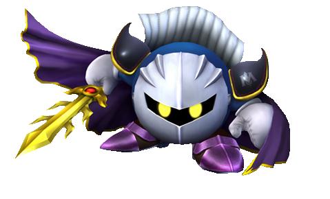 Super smash bros meta knight