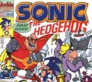 Archie Sonic the Hedgehog Ausgabe 1