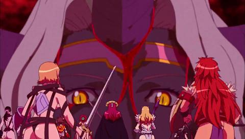 Great Snake Demon - Queen's Blade Wiki - Queen's Blade ...