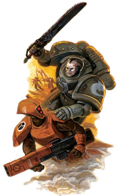 Image Carcharodon Vs Tau Jpg Warhammer 40k Wiki
