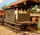 Wagony Służbowe