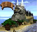 Donkey Kong Areas