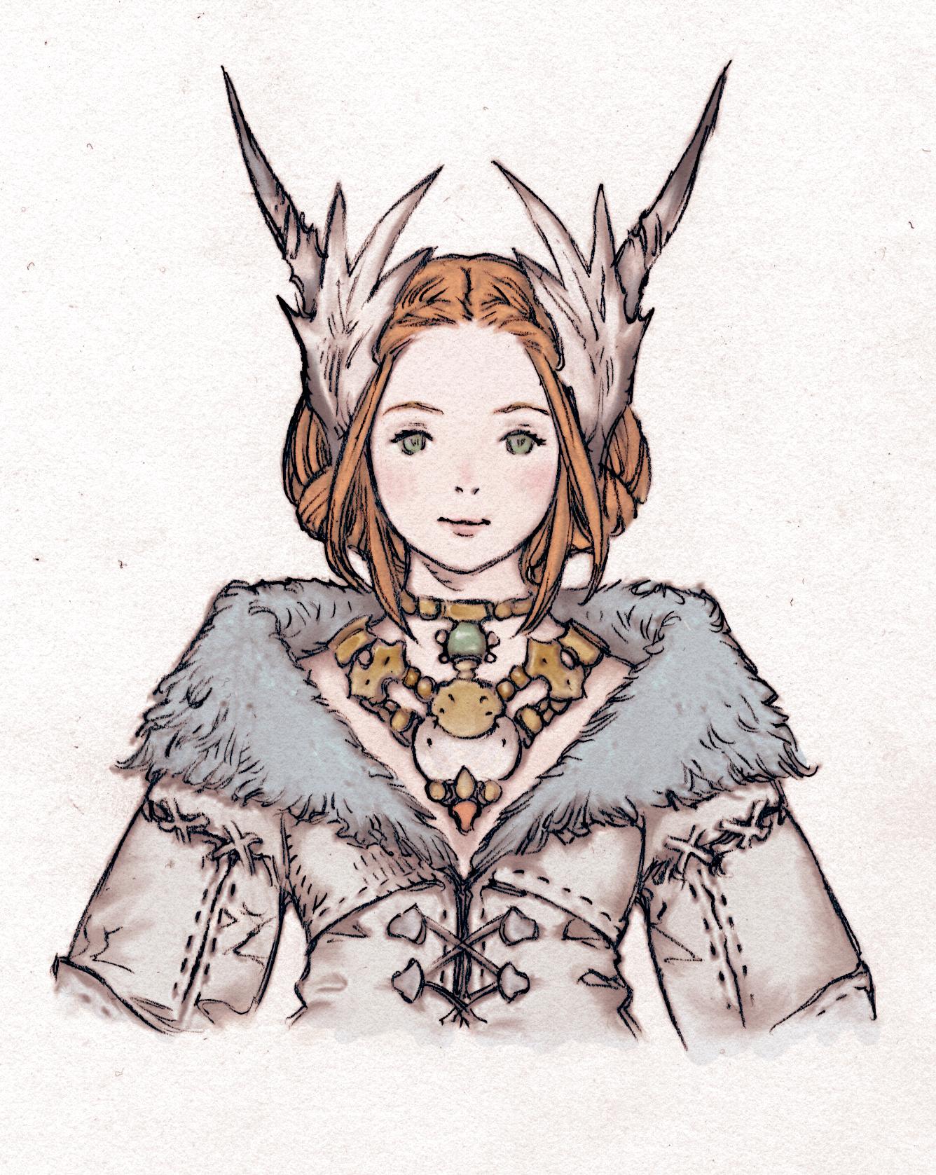 Voice Of Kan-E-Senna - Final Fantasy | Behind The Voice Actors