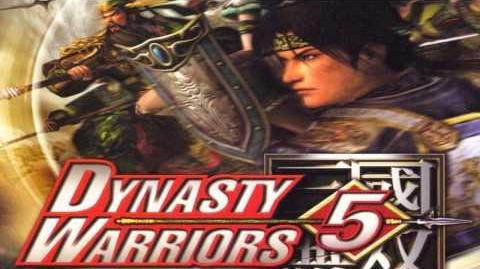 Dynasty Warriors 5 OST - Persistent Fellows
