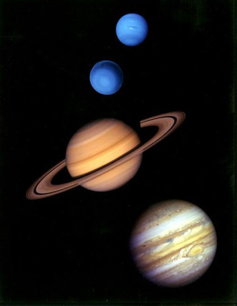 a description of saturn as the outermost planet of the planets known in ancient times Planets and moon 1  the associated greek god• saturn has been known since prehistoric times  god• the first planet discovered in modern times,.