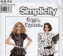 Simplicity 8432 A