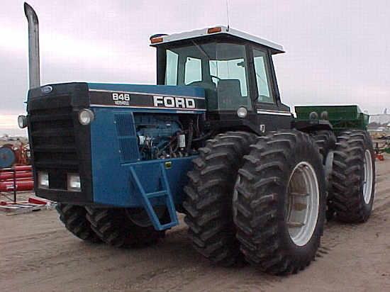 Ford Versatile 846 Tractor Amp Construction Plant Wiki