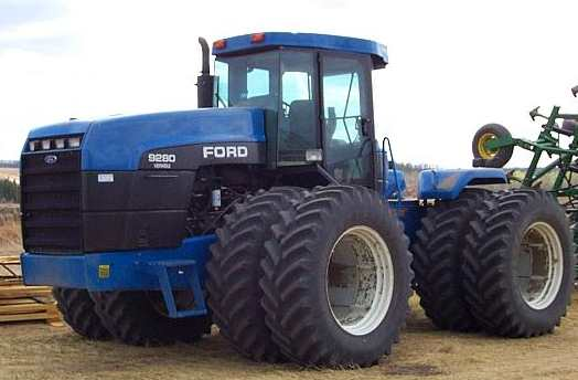 1979 Ford 1500 4 Wheel Drive Tractor : Ford versatile tractor construction plant wiki