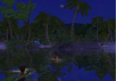 Castaway Beach at night.png