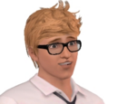 Sims who are in love (fanon)