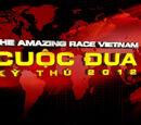 The Amazing Race Vietnam: Cuộc Đua Kỳ Thú 2012