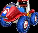 Mario Kart 8 features