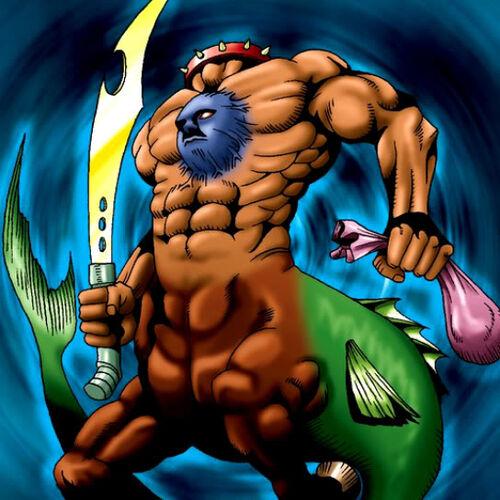 Monstros de Yu-Gi-Oh...