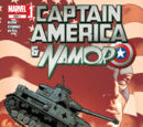 Captain America and Namor Vol 1