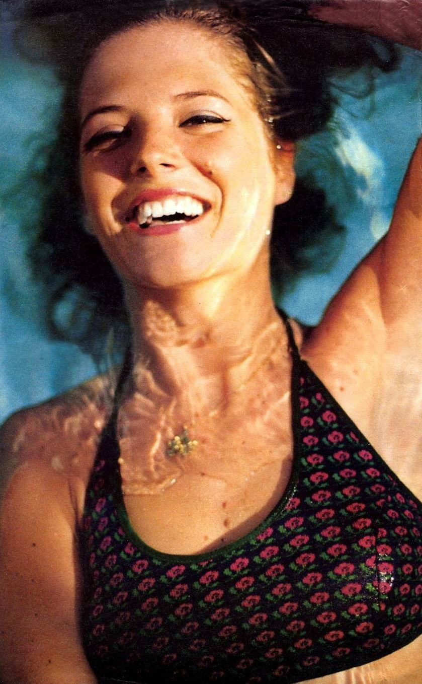 Allison Joy Langer is an American actress. Langer portrayed Utopia in Escape from L.A.. - Langer